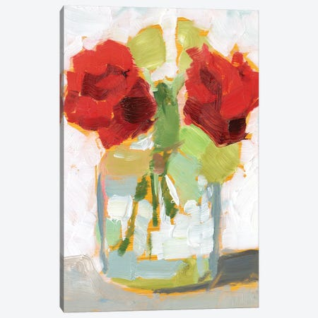 Cut Roses II Canvas Print #EHA788} by Ethan Harper Art Print