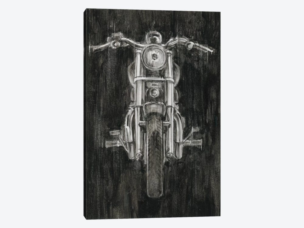 Steel Horse II by Ethan Harper 1-piece Canvas Art Print