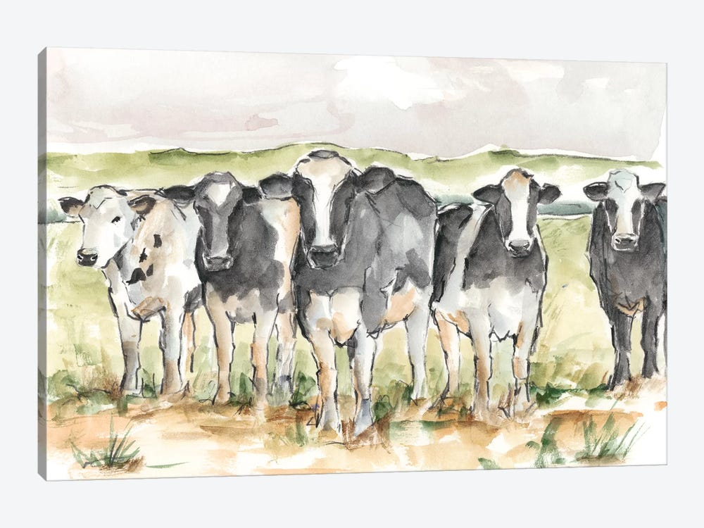 Field Days II by Ethan Harper 1-piece Canvas Art Print