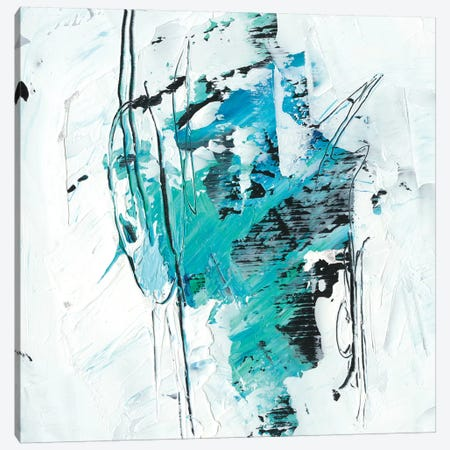 Kinetic Form III Canvas Print #EHA799} by Ethan Harper Canvas Art