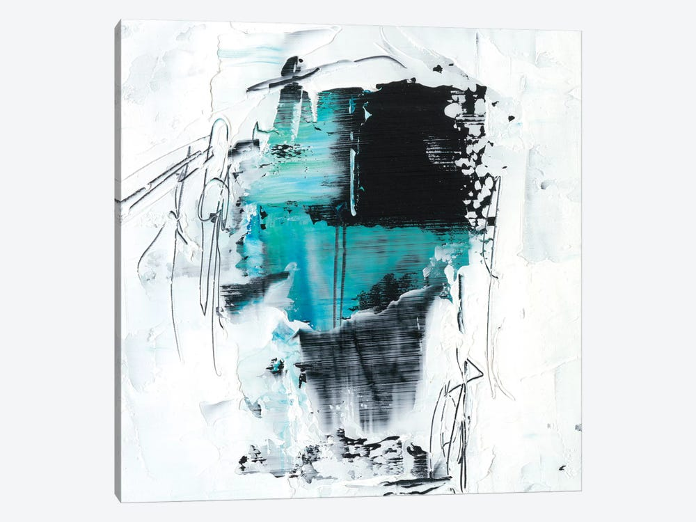 Kinetic Form IV by Ethan Harper 1-piece Canvas Artwork