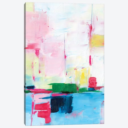 Magenta Horizon II Canvas Print #EHA802} by Ethan Harper Canvas Artwork
