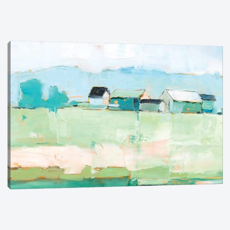 Rural Pastel II Canvas Print #EHA808} by Ethan Harper Canvas Art