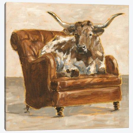 Refined Comfort I Canvas Print #EHA819} by Ethan Harper Canvas Art Print