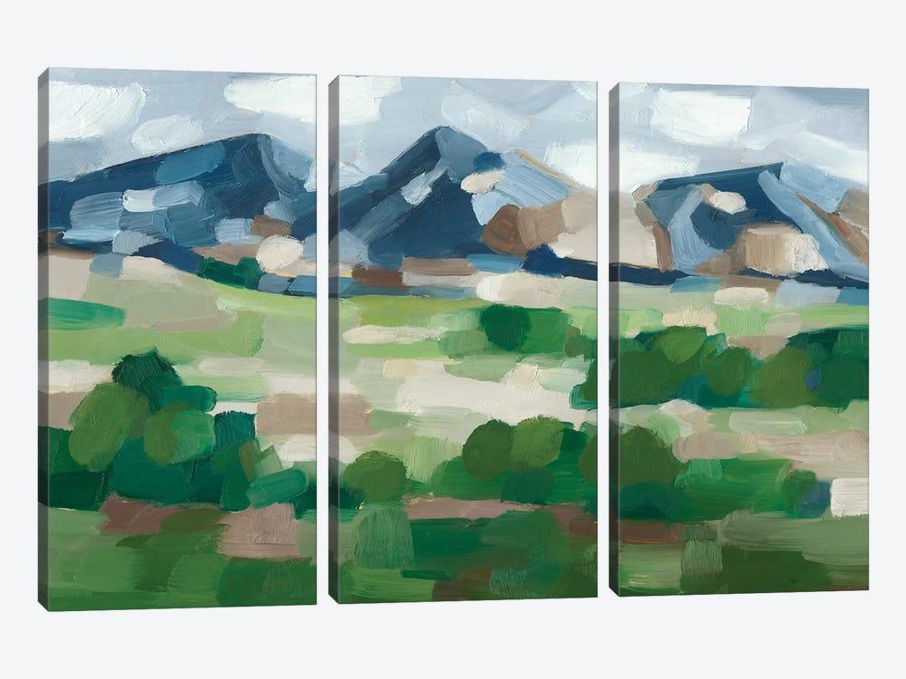 Blue Ridge Valley I by Ethan Harper 3-piece Art Print