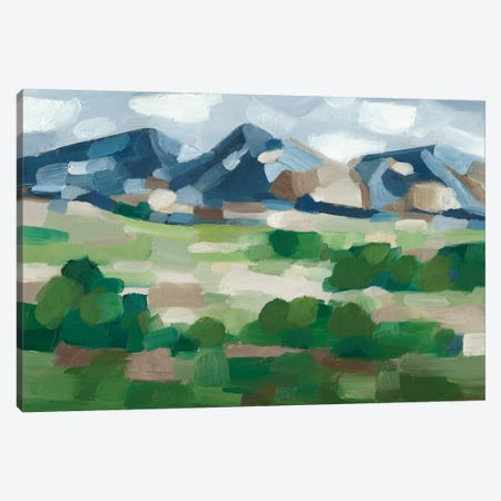 Blue Ridge Valley I Canvas Print #EHA821} by Ethan Harper Canvas Art