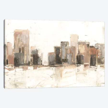 City Vista II Canvas Print #EHA824} by Ethan Harper Art Print