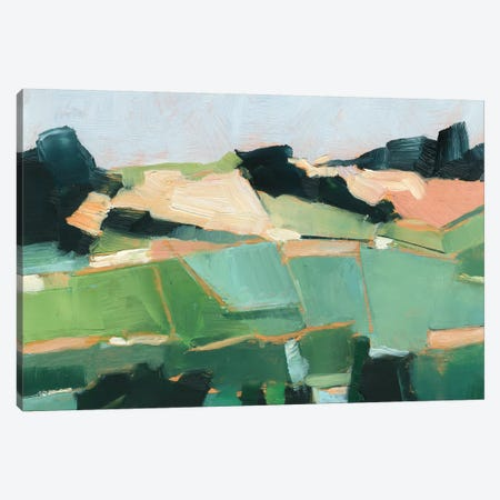 Rolling Fields I Canvas Print #EHA843} by Ethan Harper Canvas Art