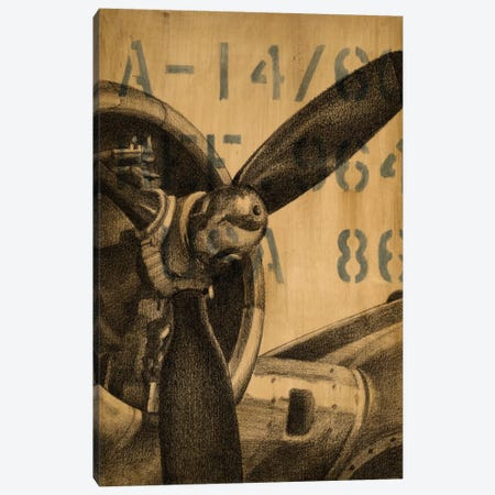 Transcontinental I Canvas Print #EHA84} by Ethan Harper Canvas Wall Art