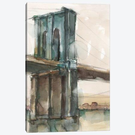 Bridge at Sunset II Canvas Print #EHA853} by Ethan Harper Art Print