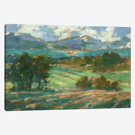 Rolling Farmland I Canvas Print #EHA859} by Ethan Harper Canvas Art Print