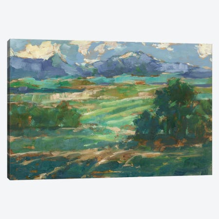 Rolling Farmland II Canvas Print #EHA860} by Ethan Harper Canvas Wall Art