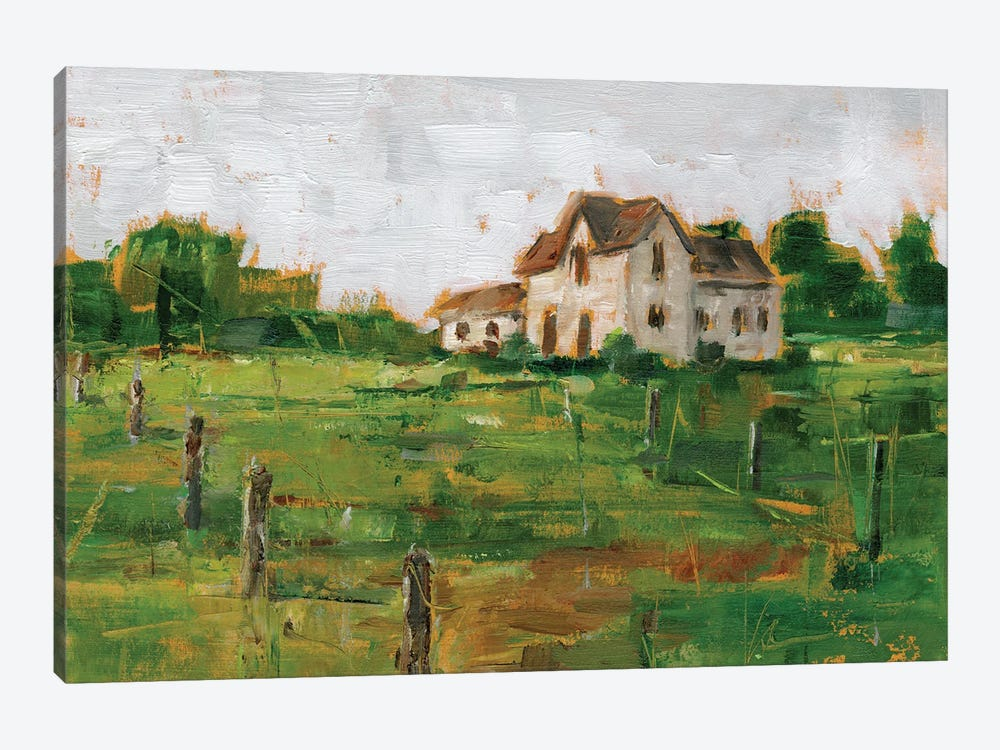Countryside Home I by Ethan Harper 1-piece Art Print