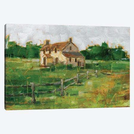 Countryside Home II Canvas Print #EHA879} by Ethan Harper Canvas Art Print