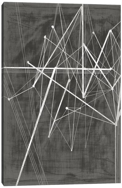 Vertices II Canvas Art Print