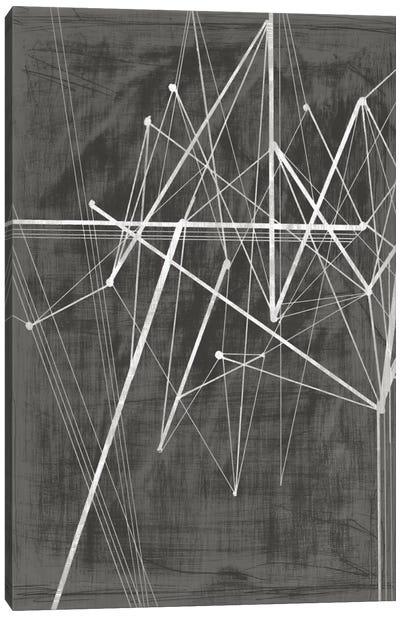 Vertices II Canvas Art Print