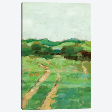 Farm Road II Canvas Print #EHA882} by Ethan Harper Canvas Artwork