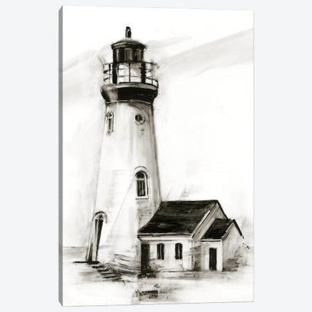 Lighthouse Study I Canvas Print #EHA885} by Ethan Harper Art Print