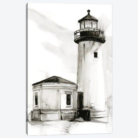 Lighthouse Study II Canvas Print #EHA886} by Ethan Harper Canvas Print