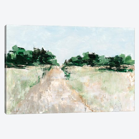Mint Fields I Canvas Print #EHA890} by Ethan Harper Art Print