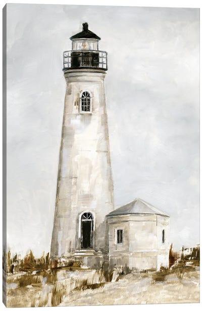 Rustic Lighthouse I Canvas Art Print