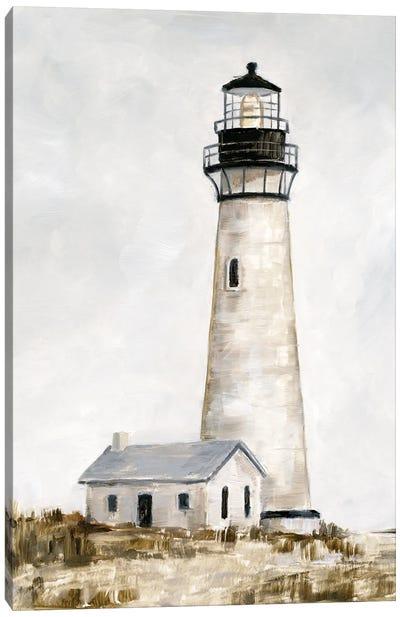 Rustic Lighthouse II Canvas Art Print