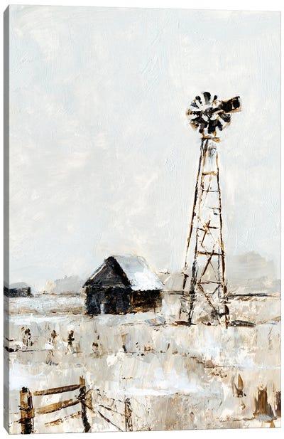 Rustic Prairie II Canvas Art Print