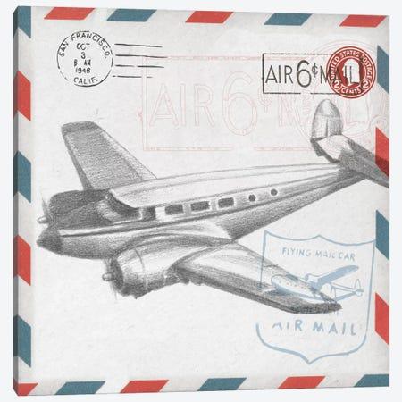 Aeronautic Collection IV Canvas Print #EHA8} by Ethan Harper Canvas Artwork