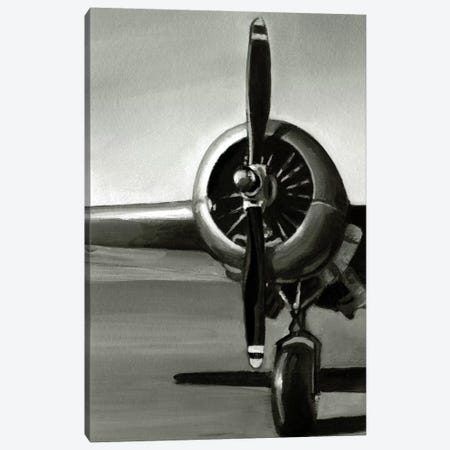 Vintage Flight Triptych Panel I Canvas Print #EHA90} by Ethan Harper Canvas Artwork