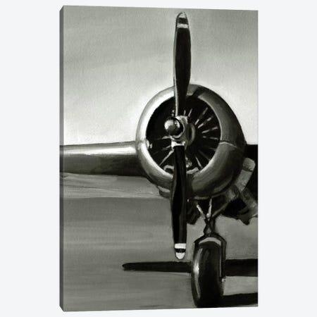 Vintage Flight Triptych Panel I Canvas Print #EHA90} by Ethan Harper Canvas Artwork