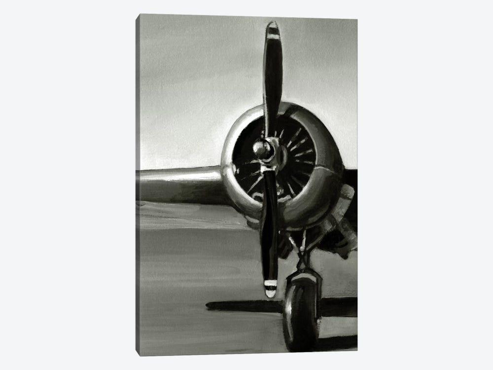 Vintage Flight Triptych Panel I by Ethan Harper 1-piece Canvas Art Print