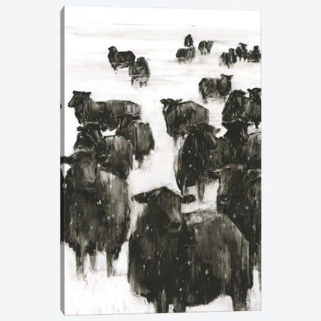 Winter Coat I Canvas Print #EHA919} by Ethan Harper Canvas Wall Art