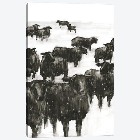 Winter Coat II Canvas Print #EHA920} by Ethan Harper Canvas Print