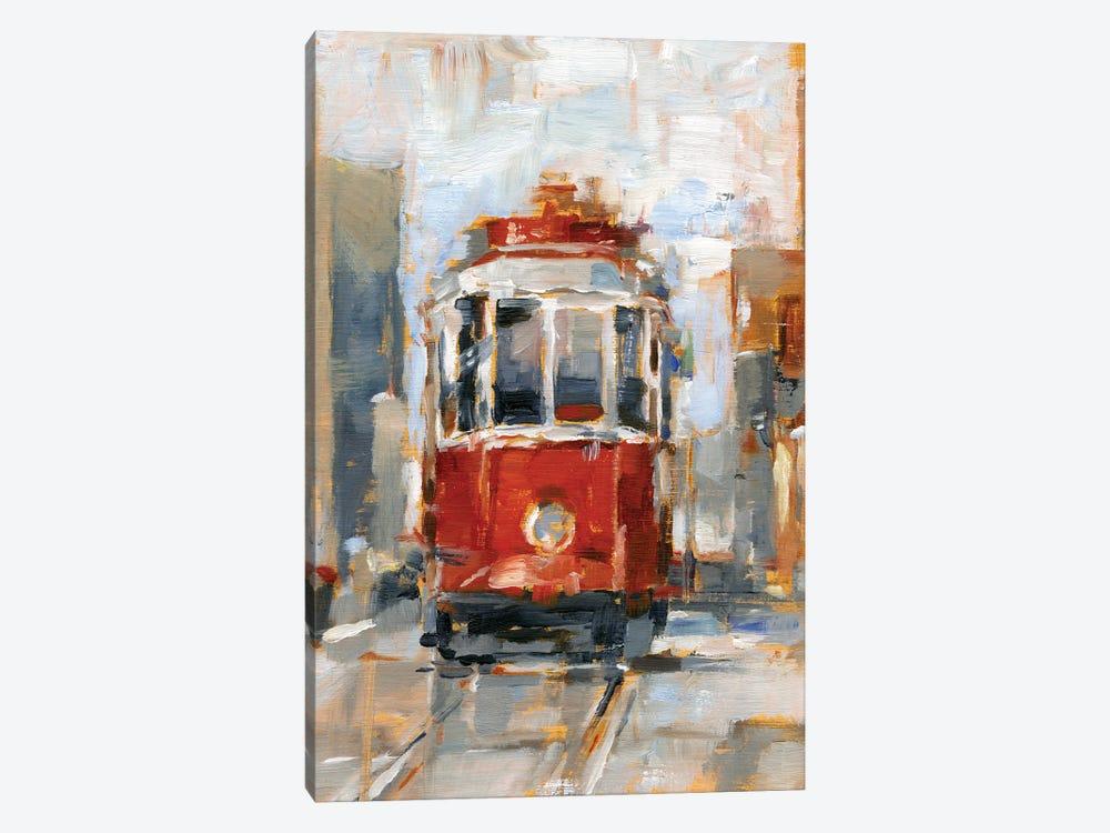 Day Trolley I by Ethan Harper 1-piece Canvas Art