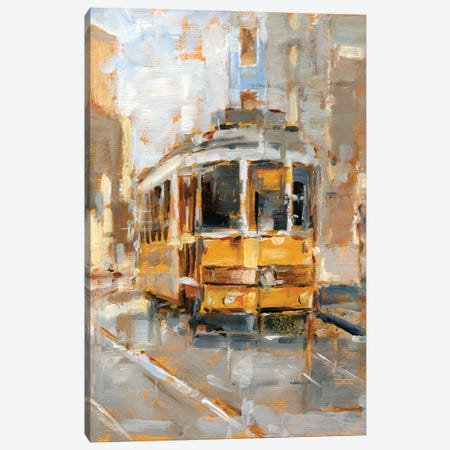 Day Trolley II Canvas Print #EHA928} by Ethan Harper Canvas Art Print