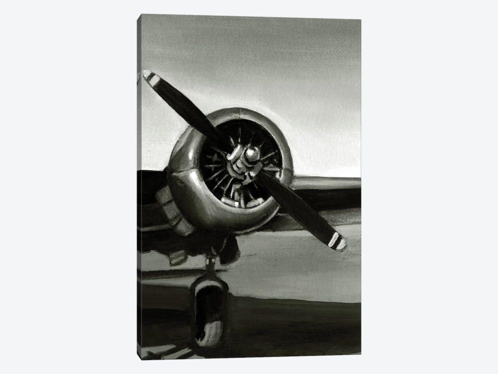 Vintage Flight Triptych Panel III by Ethan Harper 1-piece Canvas Print
