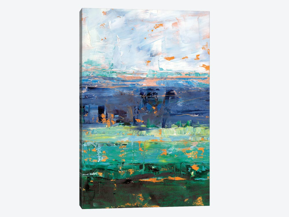 Earth and Sea II by Ethan Harper 1-piece Canvas Art