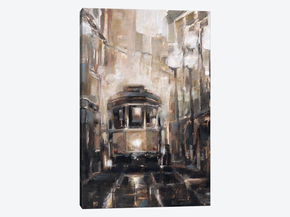 Night Trolley II by Ethan Harper 1-piece Art Print