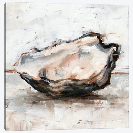 Oyster Study I Canvas Print #EHA943} by Ethan Harper Art Print