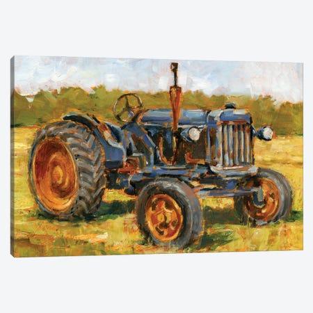 Rustic Tractors III Canvas Print #EHA949} by Ethan Harper Canvas Print