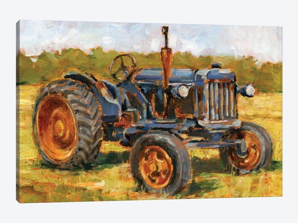 Rustic Tractors III by Ethan Harper 1-piece Canvas Art