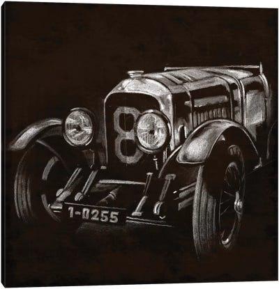 Vintage Grand Prix II Canvas Print #EHA94