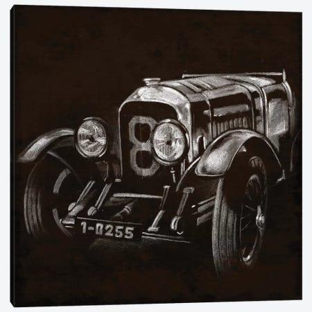 Vintage Grand Prix II 3-Piece Canvas #EHA94} by Ethan Harper Canvas Print