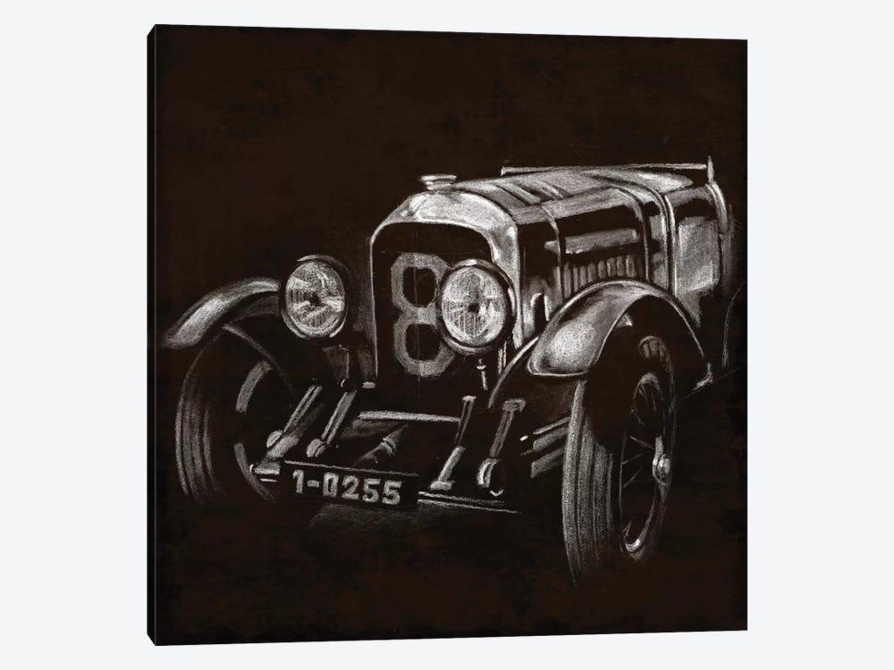 Vintage Grand Prix II by Ethan Harper 1-piece Canvas Art Print