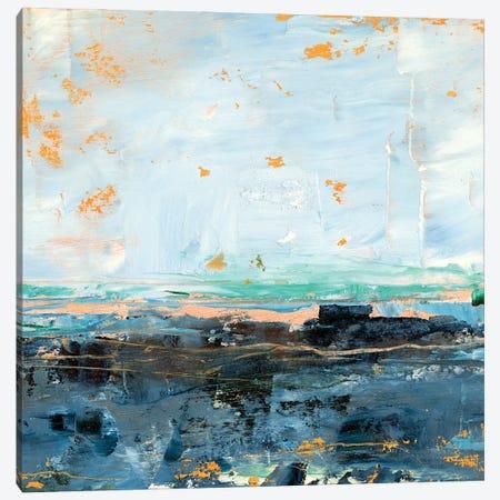 Serene Seascape I Canvas Print #EHA951} by Ethan Harper Canvas Art