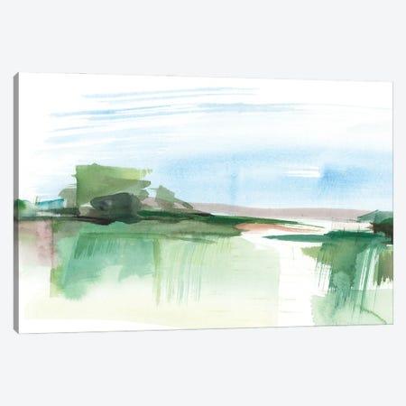 Abstract Wetland IV Canvas Print #EHA960} by Ethan Harper Art Print