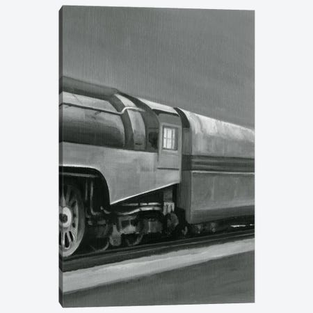 Vintage Locomotive III Canvas Print #EHA97} by Ethan Harper Canvas Print