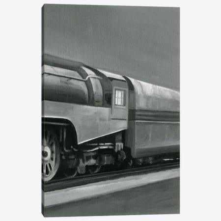Vintage Locomotive III 3-Piece Canvas #EHA97} by Ethan Harper Canvas Print