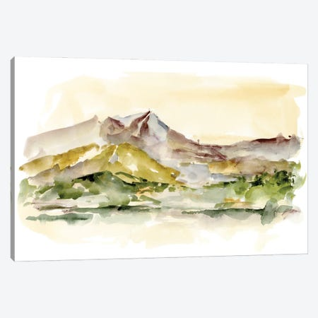 Plum Ridge I Canvas Print #EHA994} by Ethan Harper Art Print