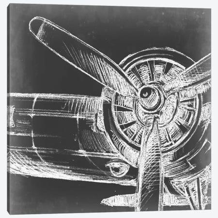 Aeronautic Collection V Canvas Print #EHA9} by Ethan Harper Canvas Wall Art